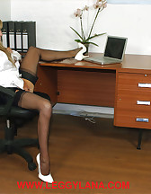 Office nylon games, pic #2