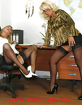 Office nylon games, pic #5
