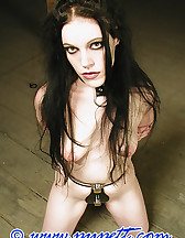 Small chastity belt, pic #1