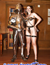 Small chastity belt, pic #12