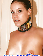 Small chastity belt, pic #4