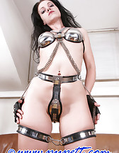 Small chastity belt, pic #8