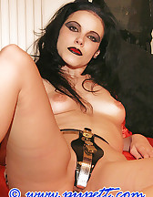 Small chastity belt, pic #10