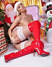 Naughty Miss Santa, pic #14