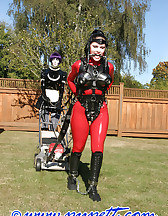 A day in rubberpony