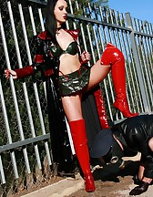 Battle of the fetish perverts, pic #14
