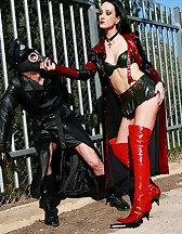 Battle of the fetish perverts, pic #9