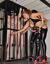 2 strap-on Mistresses, pic #7