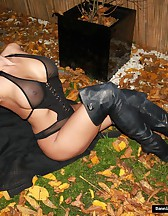 Outdoors In Boots, pic #4