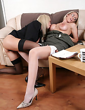 Two Irresistible Secretaries, pic #8