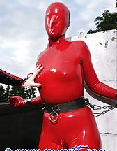 Chimney bondage, pt.2, pic #3