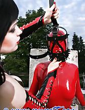 Chimney bondage, pt.2, pic #6