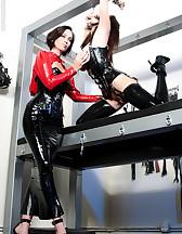 Latex slave, pic #10