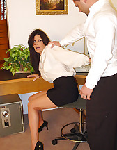 Secretary captured and used, pic #2