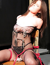 Bondage and pinch torture, pic #9