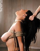 Tight ropes bondage, pic #11
