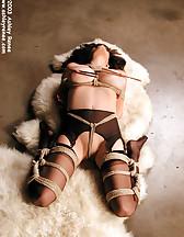 Tight ropes bondage, pic #4