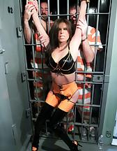 Prison slave Ashley Renee, pic #2