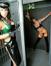 Prison slave Ashley Renee, pic #4