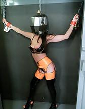 Prison slave Ashley Renee, pic #7