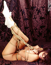 Classic ropes bondage, pic #11