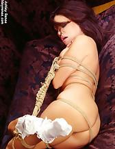 Classic ropes bondage, pic #6