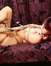Classic ropes bondage, pic #9