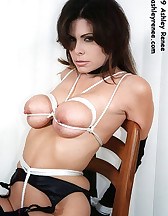 Classic ropes bondage, pic #5