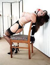 Classic ropes bondage, pic #8