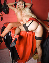 Lesbian Bondage In My Dungeon, pic #7