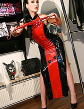 Real life latex fitting in Munich, pic #11