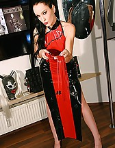 Real life latex fitting in Munich, pic #12