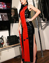 Real life latex fitting in Munich, pic #13