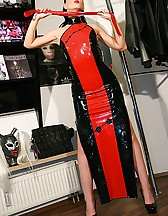 Real life latex fitting in Munich, pic #10