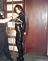 Suspension rope bondage, pic #1