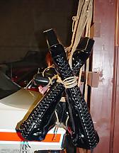 Suspension rope bondage, pic #8