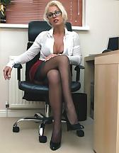 Naughty boss, pic #1