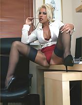 Naughty boss, pic #7
