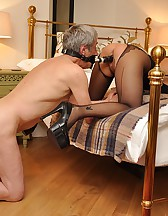 Bedroom femdom pleasures, pic #12