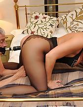 Bedroom femdom pleasures, pic #13