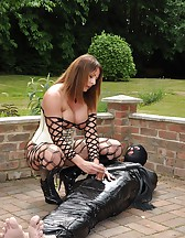 Cling Filmed Sex Slave, pic #12
