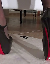 Luxury Heels Worship, pic #3