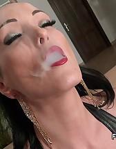 Classy Smoking Play, pic #3